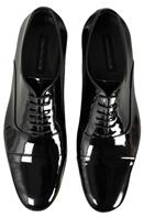 ROBERTO CAVALLI Men's Oxford Leather Dress Shoes #282