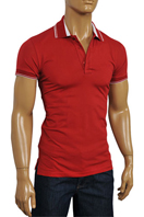 ARMANI JEANS Men's Short Sleeve Shirt #204