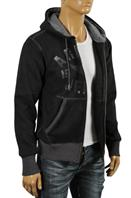 ARMANI JEANS Men's Zip Up Hoodie/Jacket #128