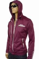 EMPORIO ARMANI Men's Sport Hooded Jacket #63