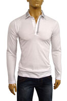 EMPORIO ARMANI Mens Cotton Shirt #133