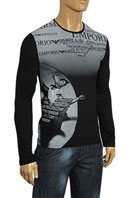 EMPORIO ARMANI Men's Long Sleeve Tee #171