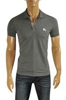 BURBERRY Men's Polo Shirt #187