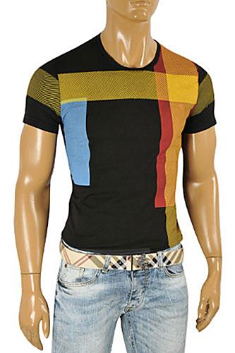 BURBERRY Men's Short Sleeve Tee #211
