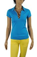 JUST CAVALLI Ladies' Polo Shirt #326