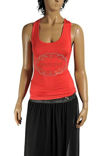 ROBERTO CAVALLI Ladies Sleeveless Top #158