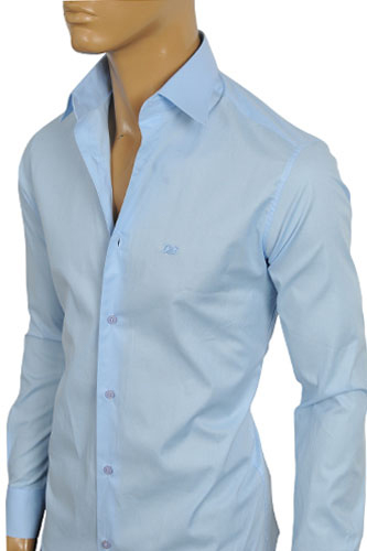 DOLCE & GABBANA Men's Button Down Dress Shirt #437
