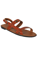 DOLCE & GABBANA Men's Leather Sandals #268