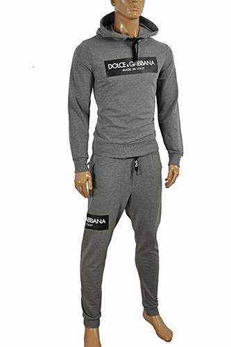 DOLCE & GABBANA Men's Jogging Suit #426