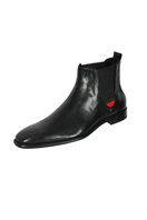GUCCI High Leather Boots For Men #242