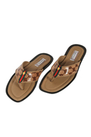 GUCCI Men's Leather Sandals #258