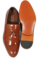 GUCCI Men's Leather Dress Shoes #248