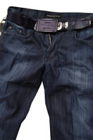 VERSACE Classic Mens Jeans With Belt #39