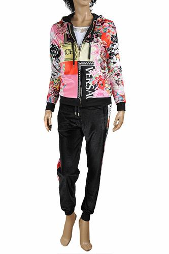 VERSACE women tracksuit, jogging set 26